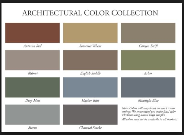 Alside Premium Vinyl Siding Colors Vinyl Siding Colors Vinyl