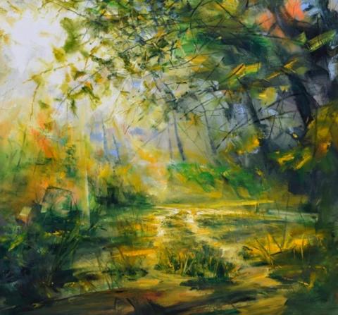 Top 35 Famous Acrylic Landscape Paintings Landscape Paintings Acrylic Famous Landscape Paintings Landscape Paintings
