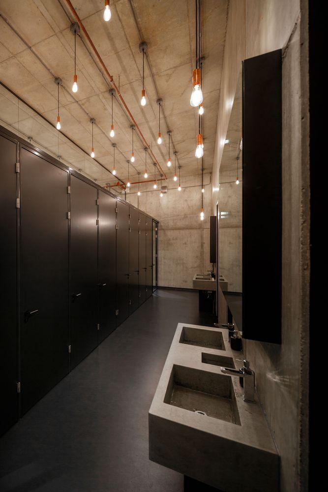 14-CHAIRMAN OFFICE - TOILET | 욕실, 사무실