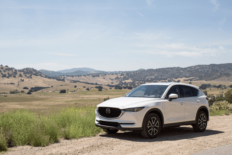"""The 2017 Mazda CX5 Is The """"Wonder Woman"""" Of Crossovers"""