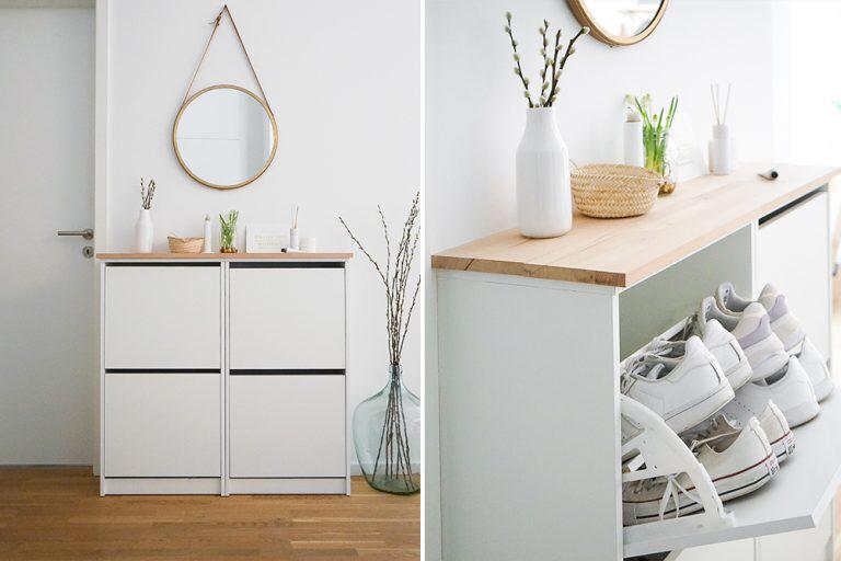 Photo of IKEA Hack mit dem BISSA Schuhschrank – einfaches DIY