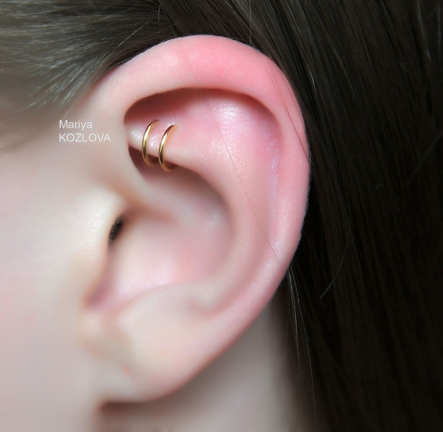 Helix Cartilage Jacket Manchette