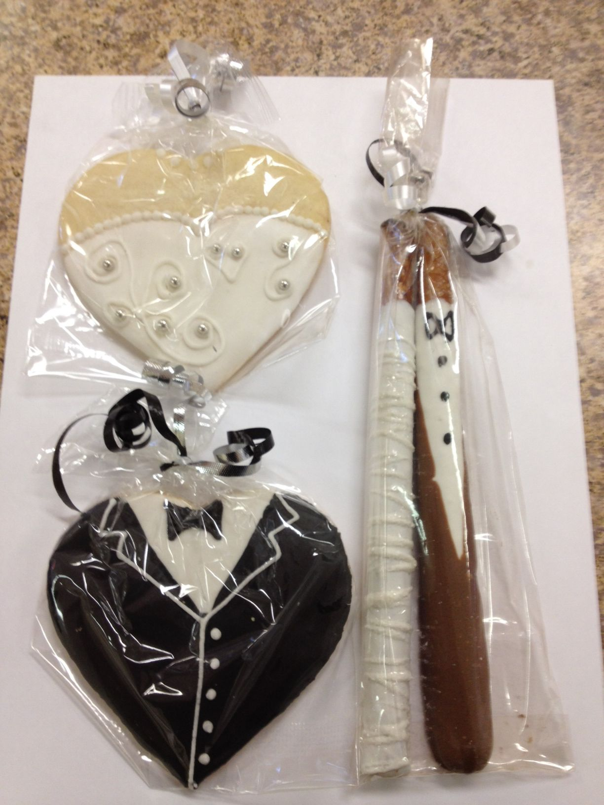 These custom creations are hand made by Sweetooth Designs. Come ...