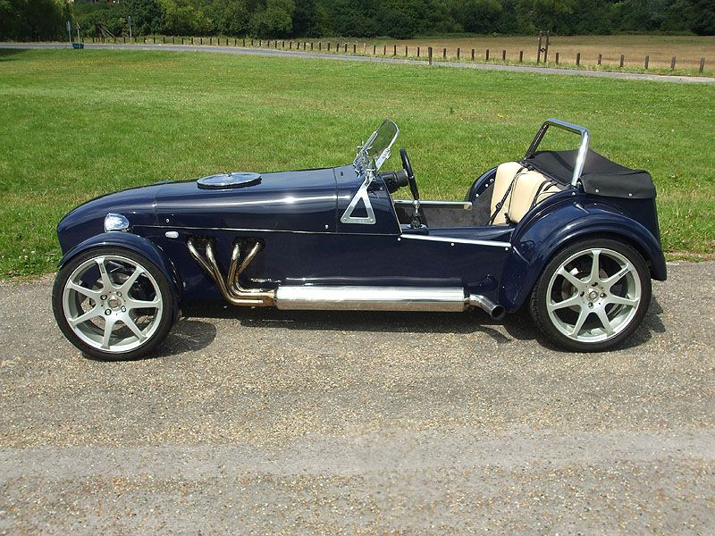 Kit Cars For Sale | lotus 7 kit car for sale | Unlimited Photo ...