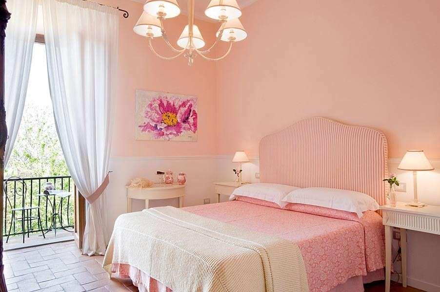 rosa antico per camera da letto