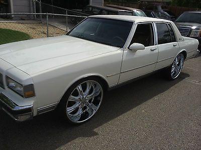 86+caprice+brougham+craigslist | 1987 Chevrolet Caprice