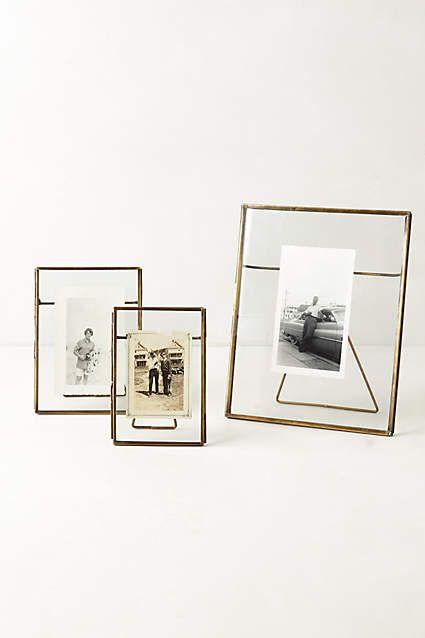 Pressed Glass Photo Frame in 2018 | Wish List | Pinterest | Glass ...