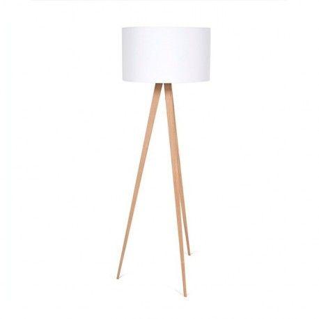 Betere Tripod staande lamp | Scandinavische woonkamers, Moderne spiegels DJ-36