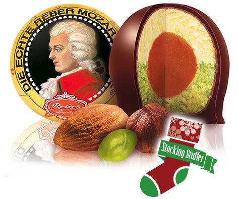 Maitre Truffout Mozartkugeln