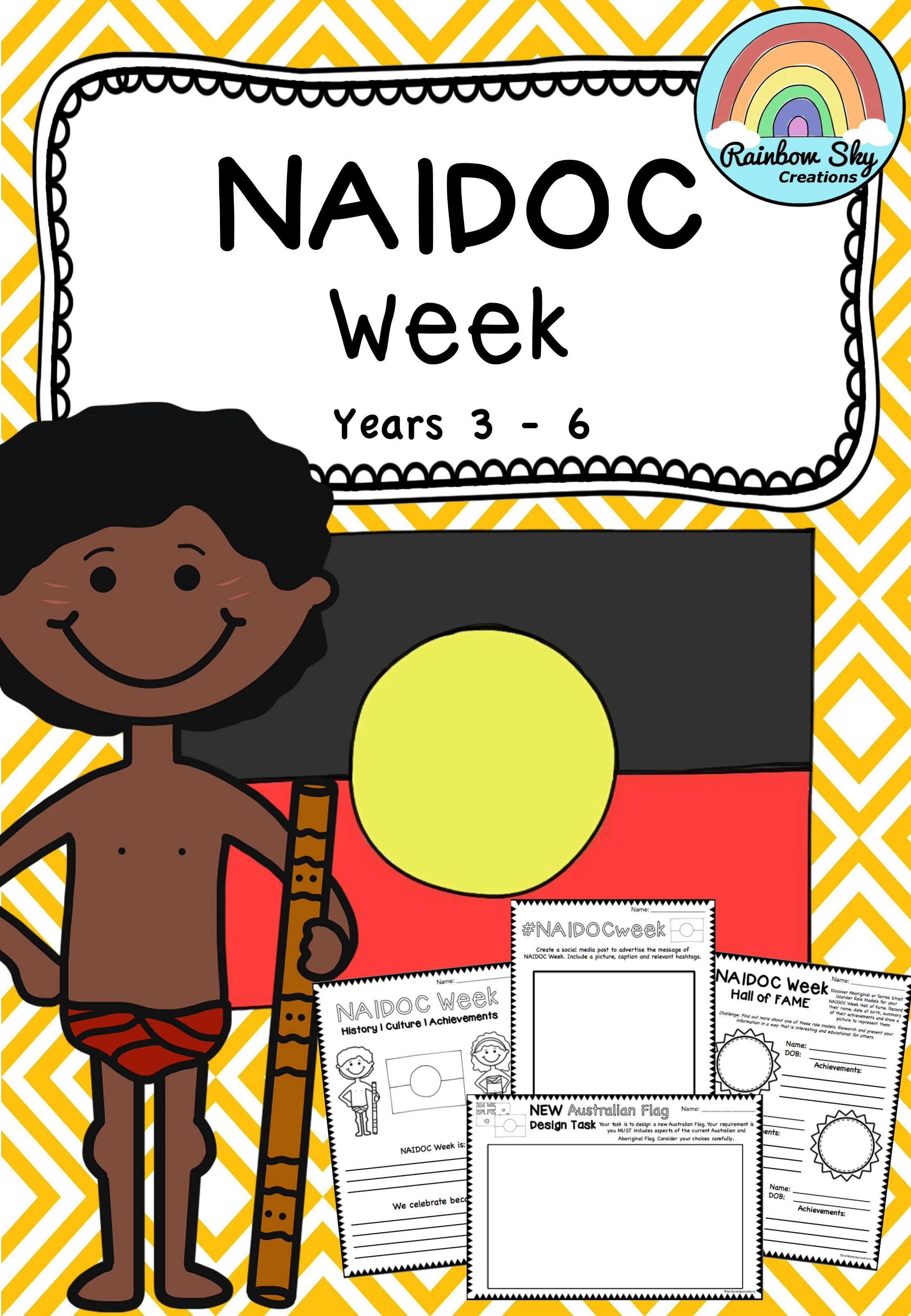 Get Ready For Naidoc Week With This Activty Pack That