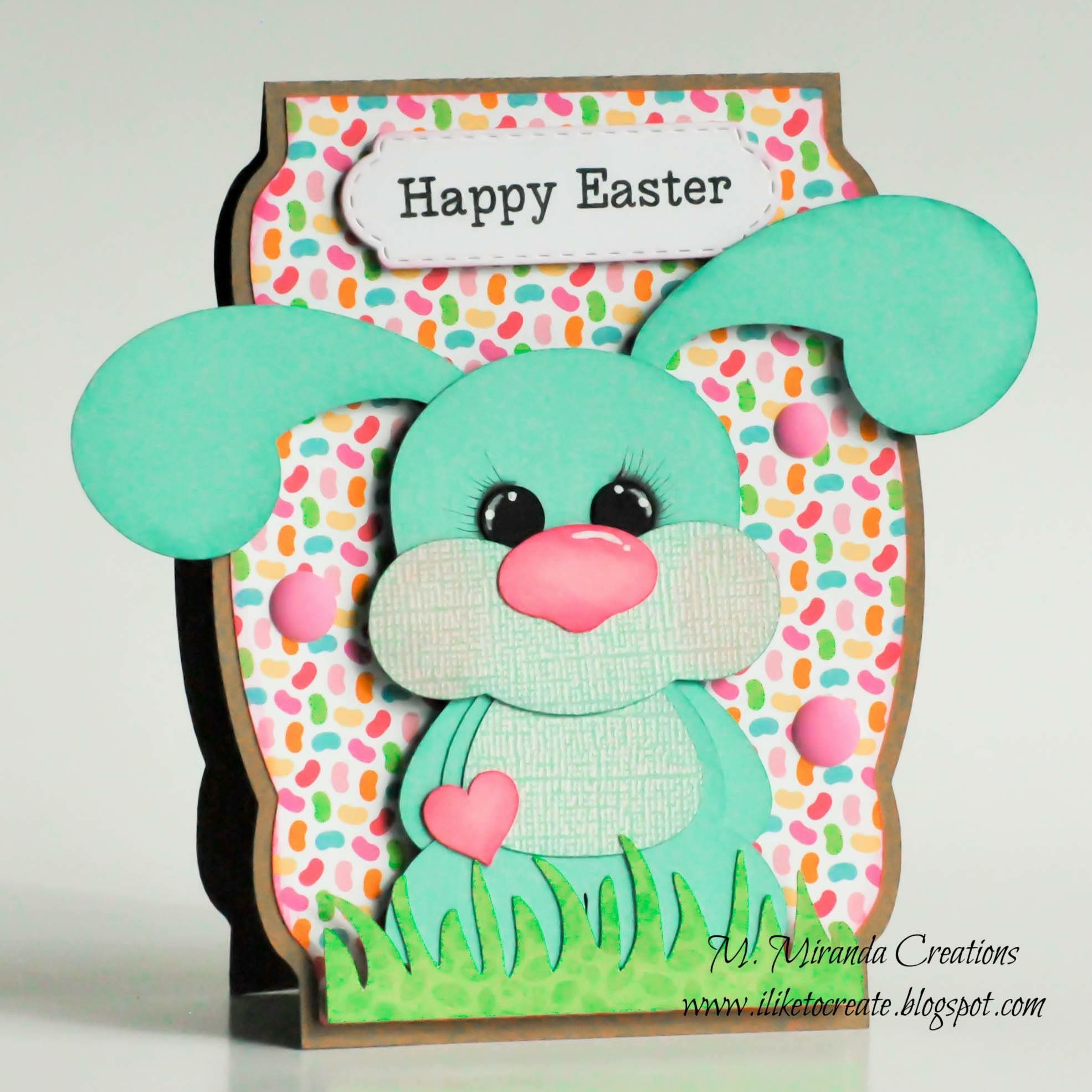 pin on card ideas  easter