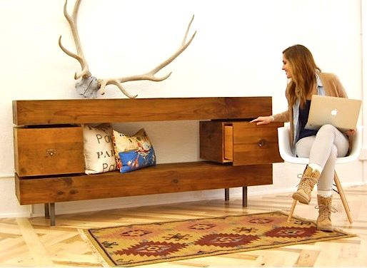 1000 images about reclaimed wood furniture on pinterest cabinets and large  sideboard modern f