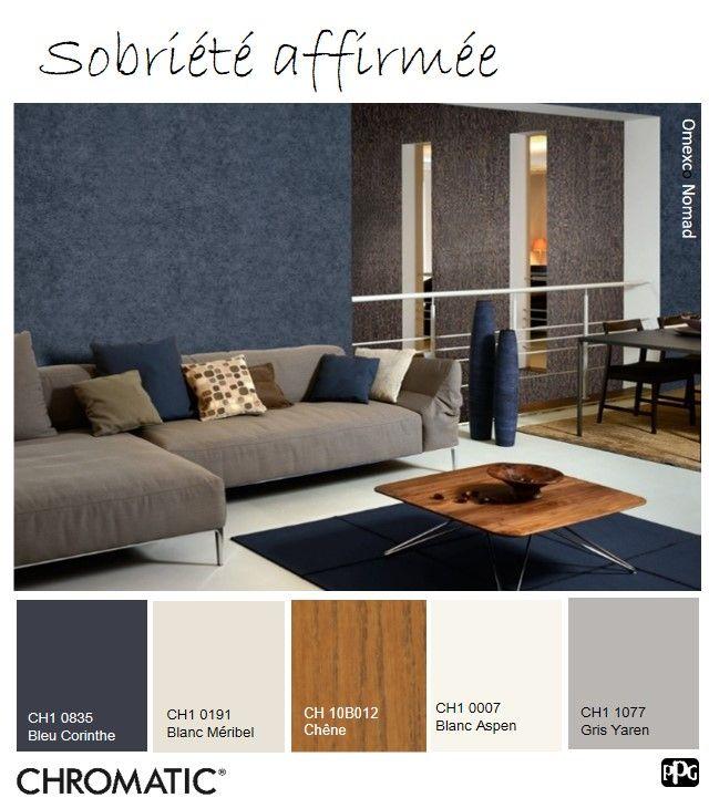 r chauffez cette gamme de couleurs froides avec des tons. Black Bedroom Furniture Sets. Home Design Ideas