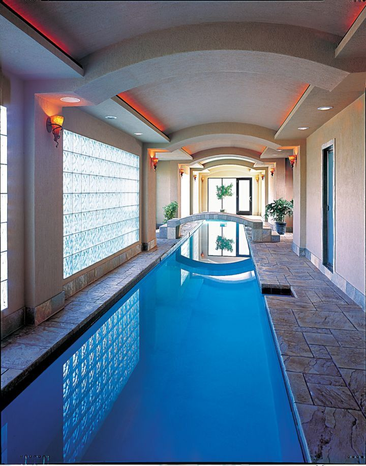 9 Homes With Indoor Pools Indoor Pool Indoor Swimming Pools Pool