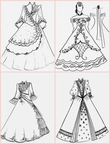 Vestido De Prenda Desenho Pesquisa Google Vestidos De