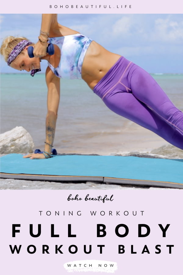 The Perfect Workout For Full Body – Boho Beautiful