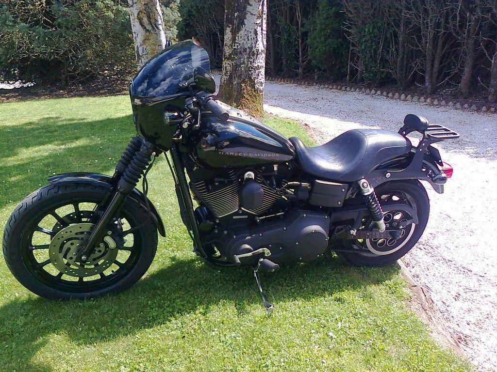 Harleydavidson 1450 Dyna Super Glide Sport de 2004 with a