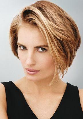 Modeles coiffure carre court degrade