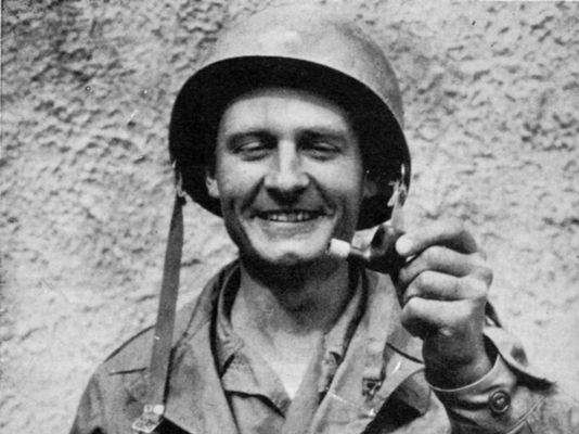 Emil Kapaun was a plain-spoken, pipe-smoking, bike-riding chaplain who was credited with saving hundreds of soldiers during the Korean War.