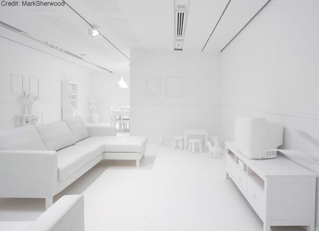 Monochrome from witheman | Déco - Couleur - Blanc | Pinterest ...