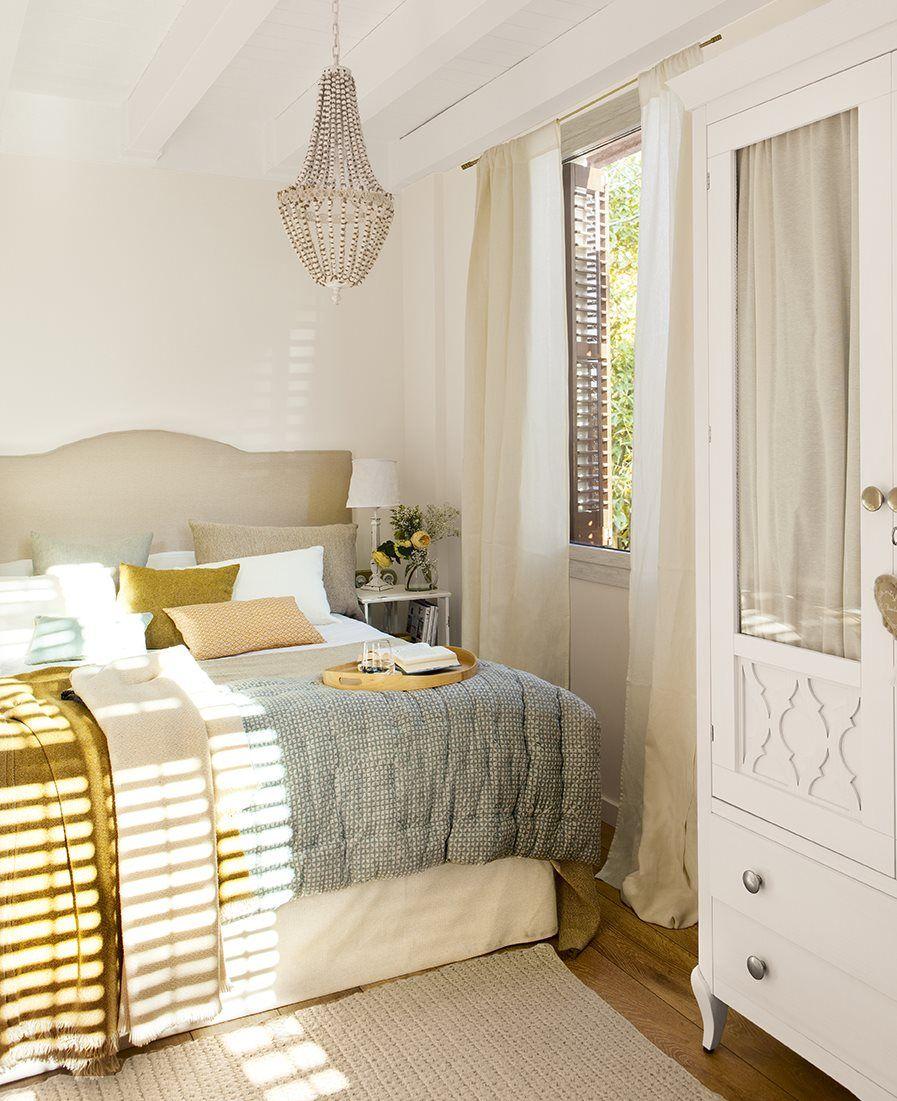 21 dormitorios peque os y muy acogedores dormitorios - Sillones pequenos para dormitorios ...