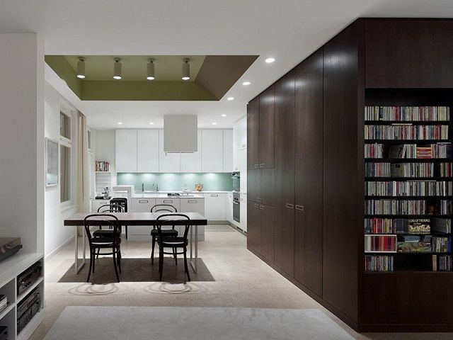 cute! contemporary! Apartment FS in Stuttgart by Ippolito Fleitz Group