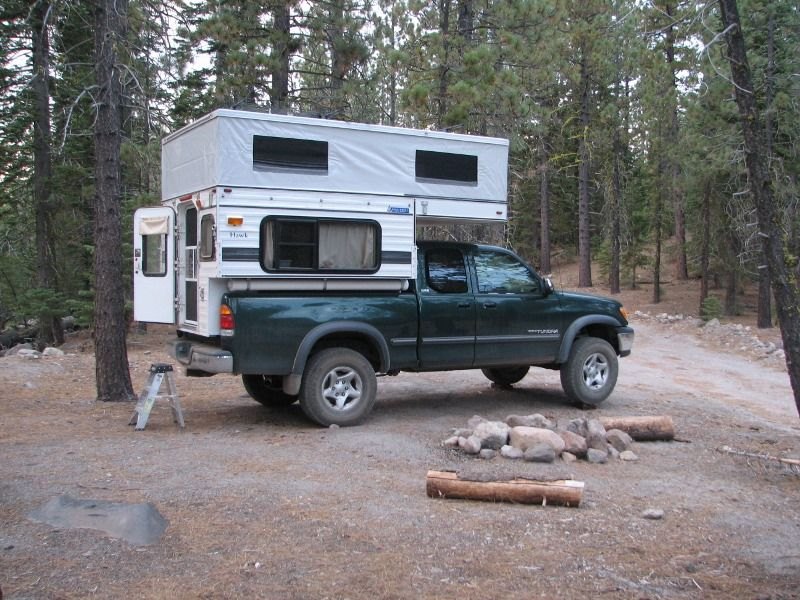 Four Wheel Camper >> Four Wheel Campers Hawk Tundra Fit Wander The West