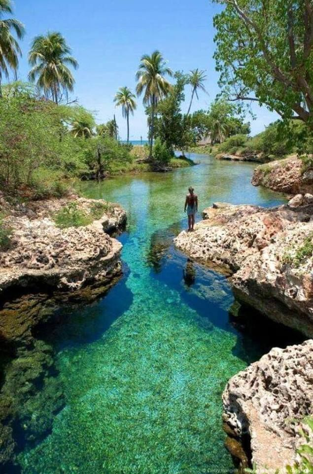 Photo Courtesy Of Sweet Sweet Jamaica Welcome To Gutts River One Of Jamaica 39 S Hidden