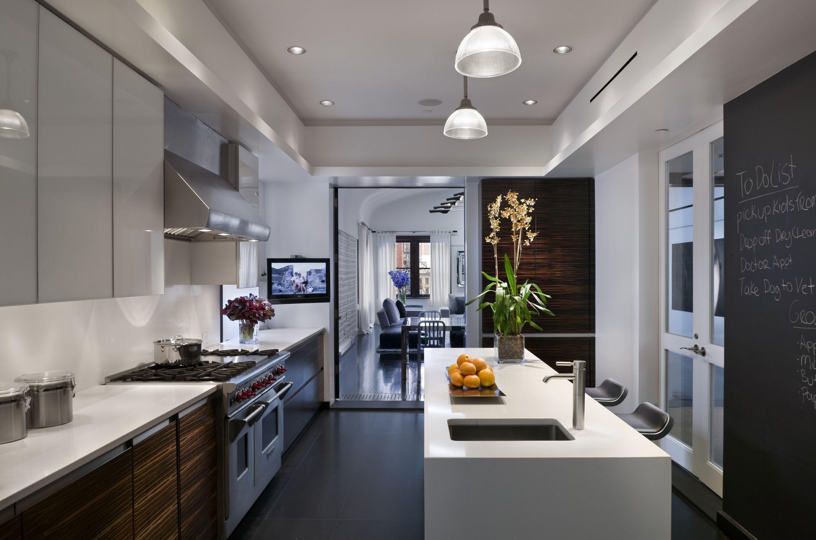 TRIBECA LOFT Kitchen GRADE New York GRADE ApartmentsCondos