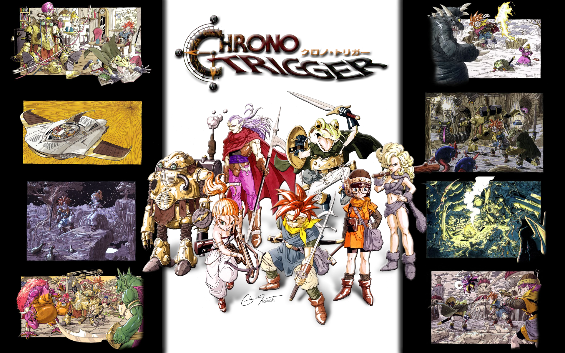 Chrono Trigger Super Nintendo Love As A Child Nintendo Ds Love As