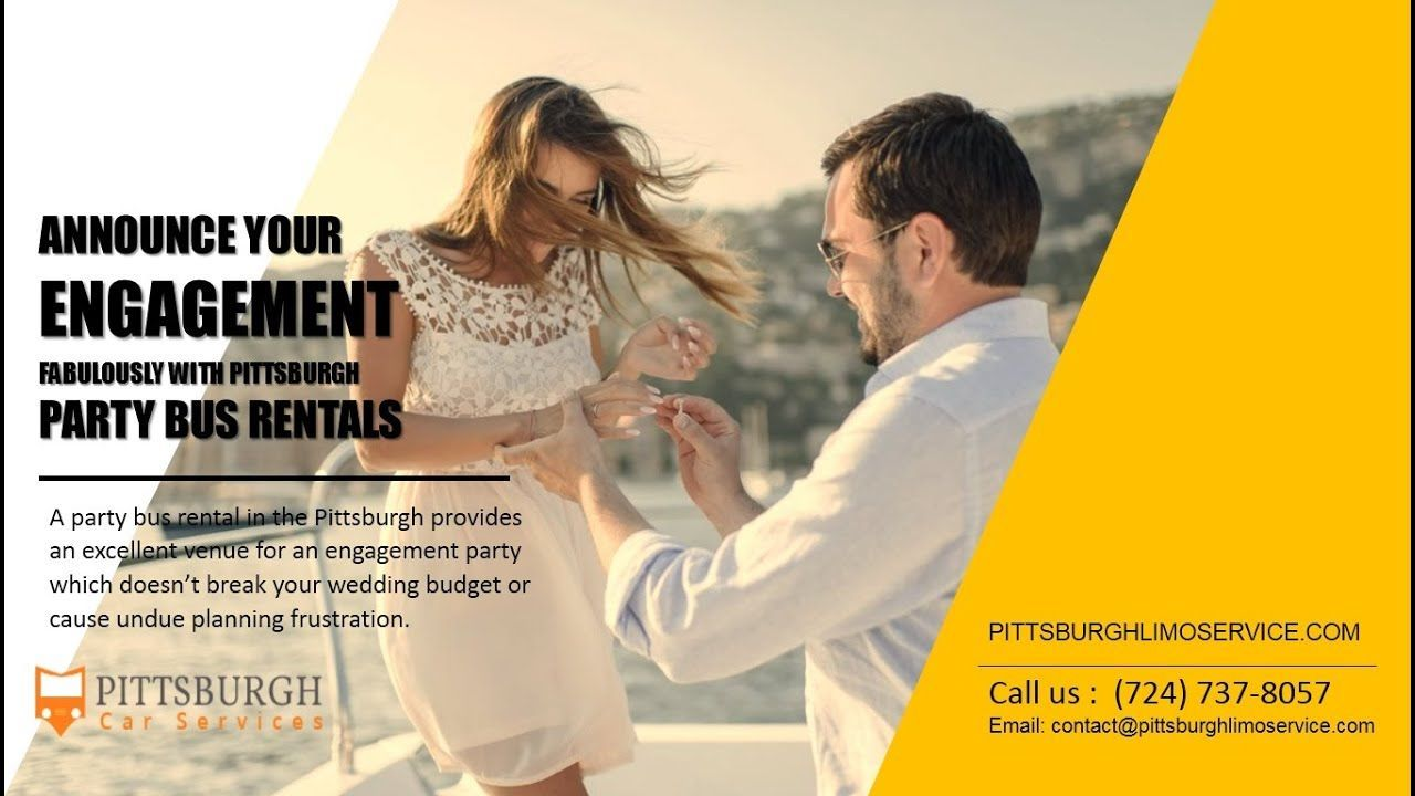 Announce Your Engagement Fabulously with Pittsburgh Party
