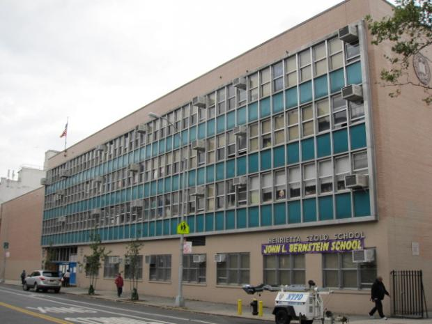 John L. Bernstein Public School 137, New York, NY New