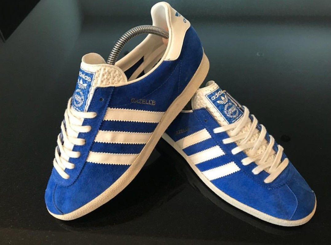 magasin d'usine 6a53c 5a668 Vintage West German Gazelles | Sneakers I Love in 2019 ...