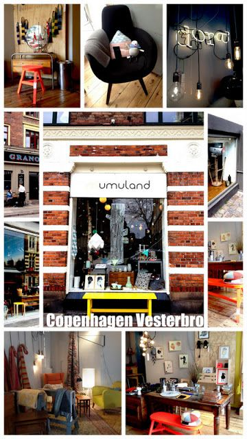Lovely Shops And City Tips Of Copenhagen Vesterbro On Ensuus
