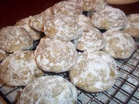 The Daily Smash: Snowball Cookies