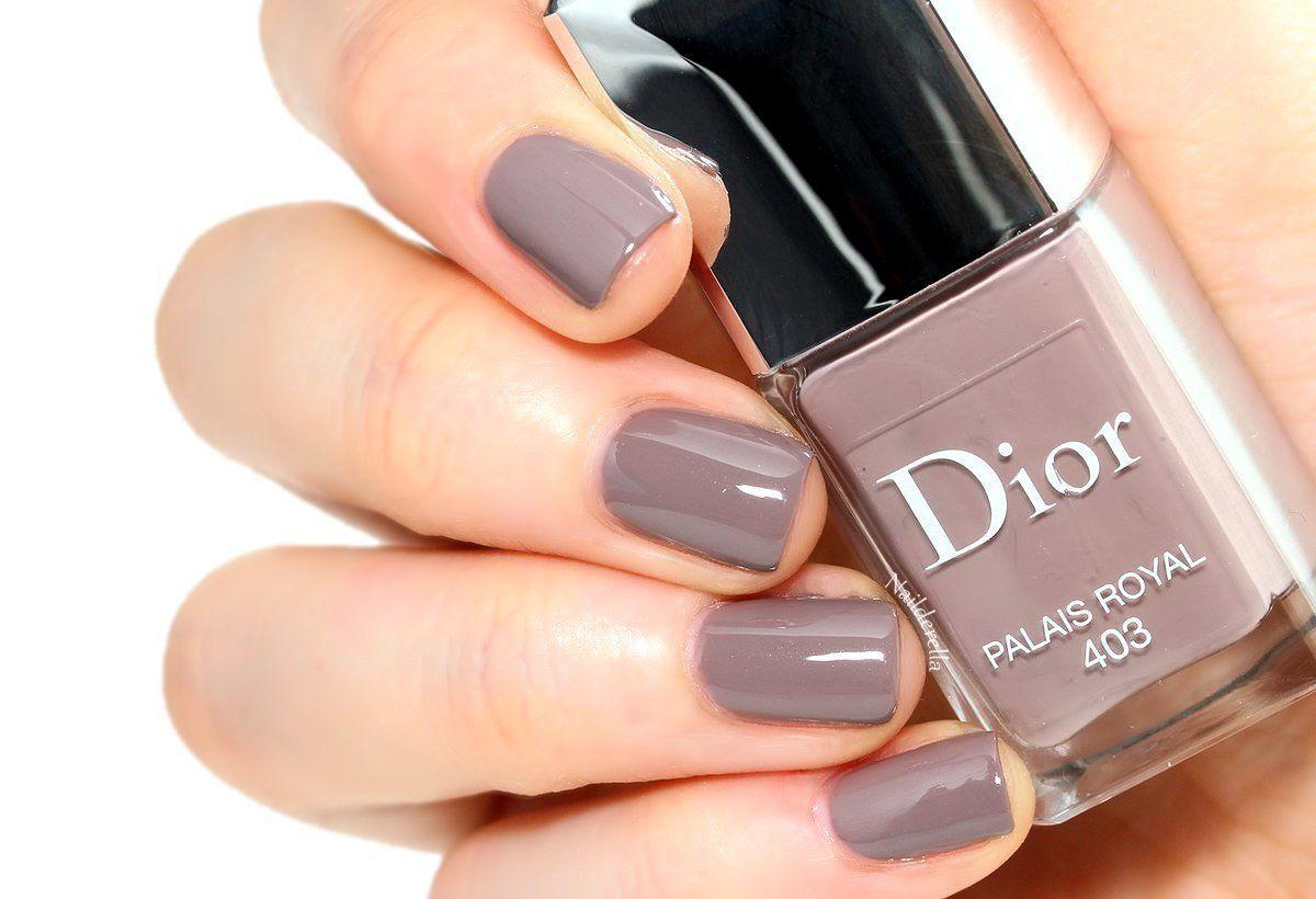 Dior Palais Royal 403: Mixture of brown and grey in a perfect creme ...