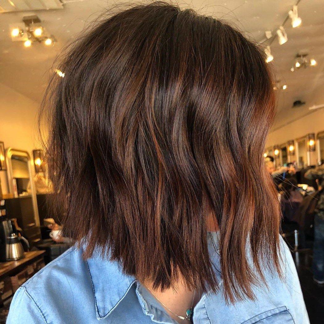 60 Beautiful And Convenient Medium Bob Hairstyles Hair