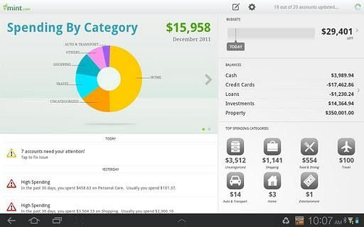 Want to start saving for your dream vacation? Here are the best - budget spreadsheet app