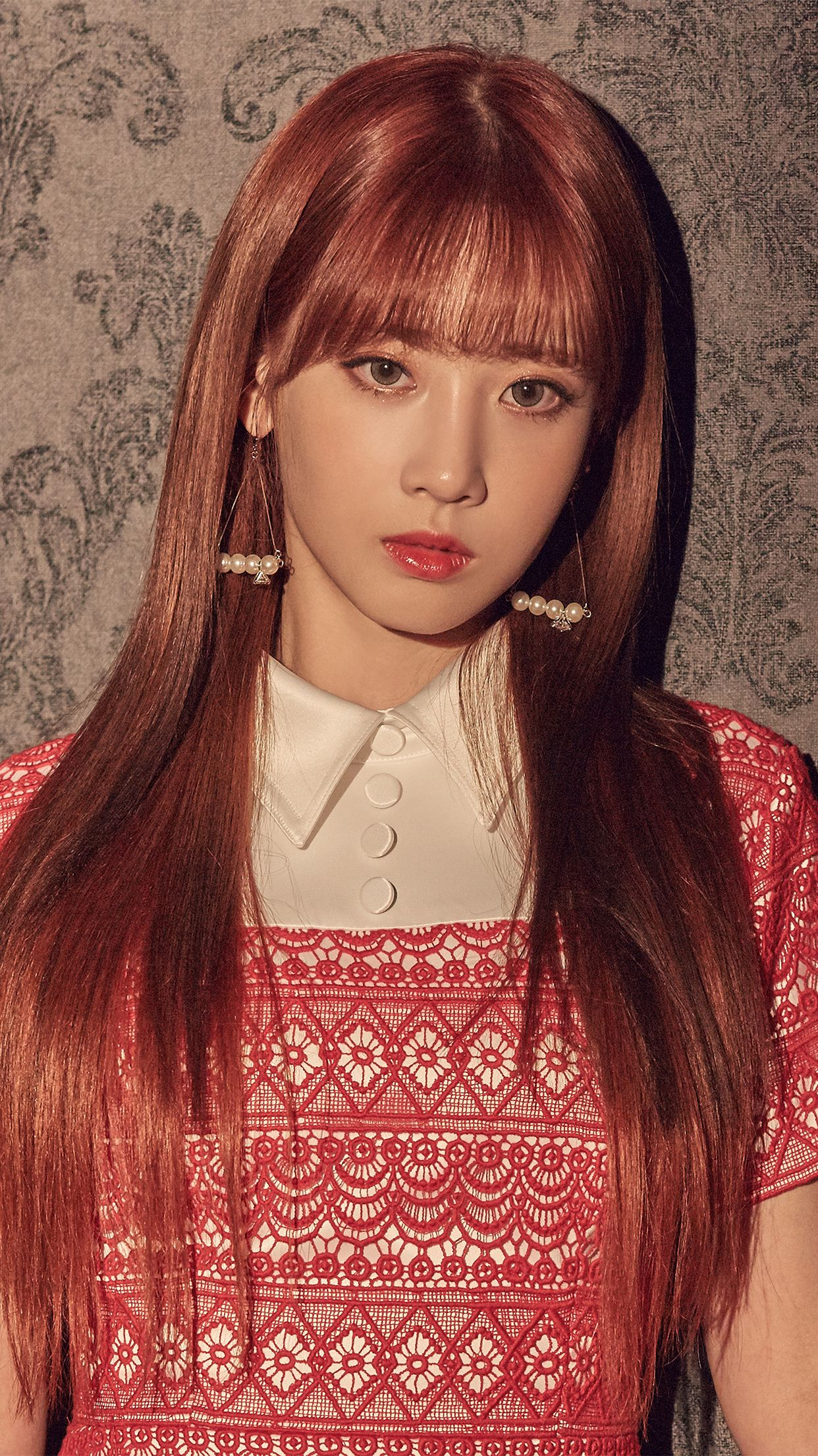 iPhone Wallpaper / Lovelyz 러블리즈 YooJiae 유지애 Jiae 지애