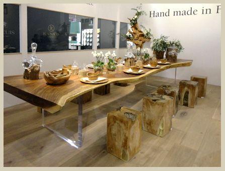 mesa de madera original - Buscar con Google   DORADO 2015 ...