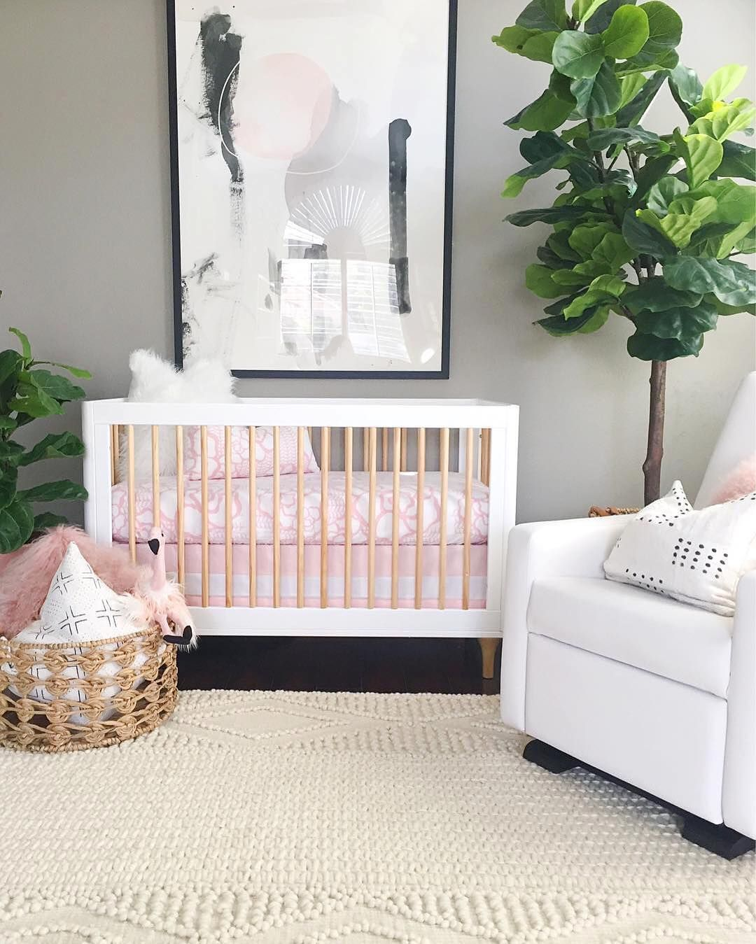 I love everything in this nursery So