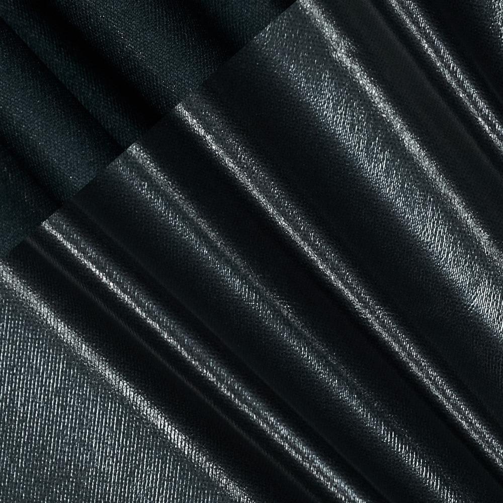 Akas Tex Pul Polyurethane Laminate 1mil Black Waterproof Fabric Diaper Changing Mattress Fabric