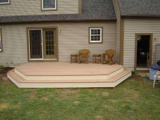 The Small Deck Ideas Design Ideas Decor MakerLand Pinteres
