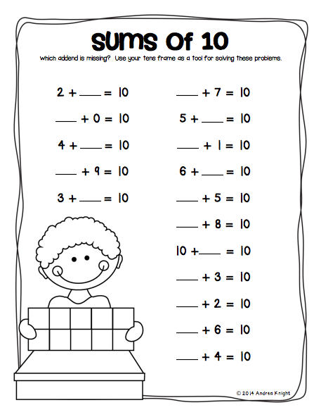 missing addends written equations word problems grades 1 2. Black Bedroom Furniture Sets. Home Design Ideas