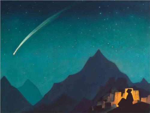 Star of the Hero - Nicholas Roerich