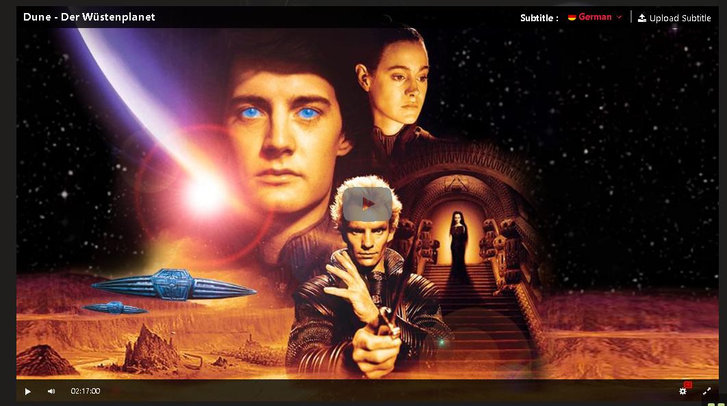 Hd Dune Der Wustenplanet 1984 Ganzer Film Deutsch