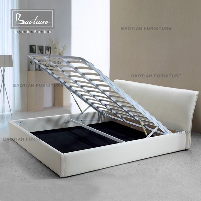 Source Bedroom Furniture Use Modern Hydraulic Storage Bed Frame On