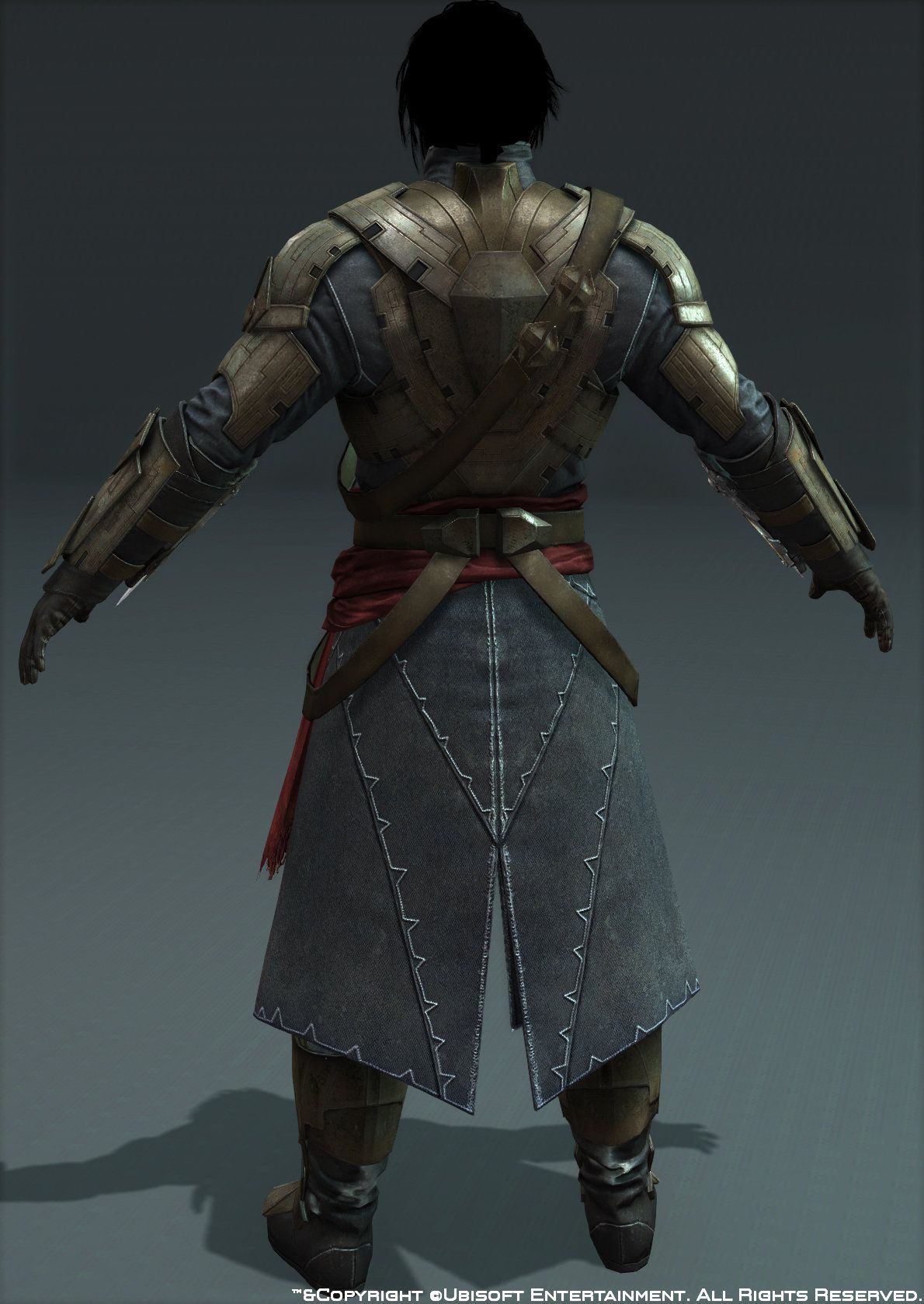 Dlc Outfit For Jacob Bracer And Head From Other Teamates