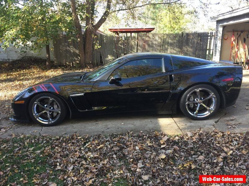 2010 Chevrolet Corvette Grand Sport Coupe 2Door