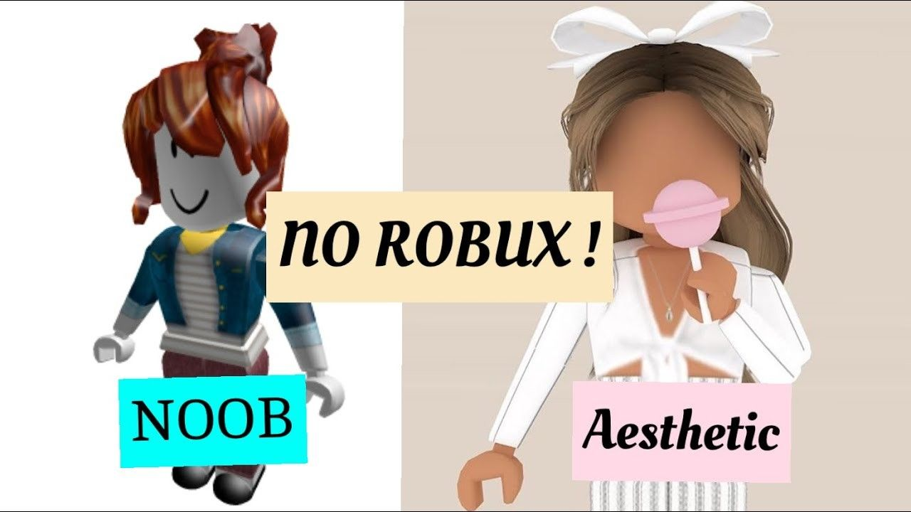 Roblox Avatar Aesthetic 2 Unconventional Knowledge About Roblox